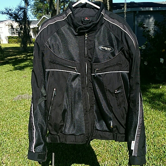 Olympia Motor Sports Other - Olympia MotoSport Airglide Padded Cordura Jacket